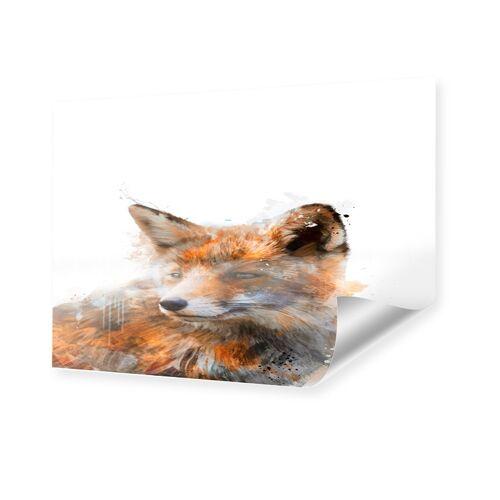 myposter Fuchs Motiv Poster im Format 30 x 20 cm