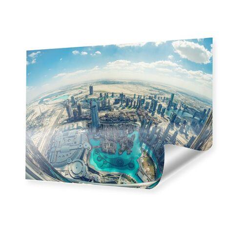 myposter Dubai Poster im Format 50 x 40 cm