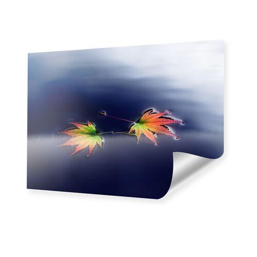 myposter Herbstblätter Poster im Format 15 x 10 cm