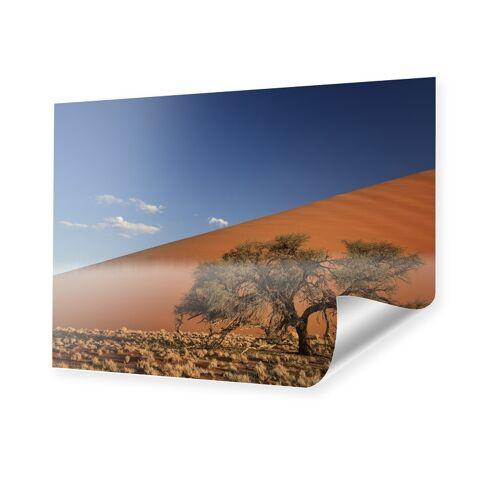 myposter Namibia Düne Foto Poster im Format 18 x 13 cm