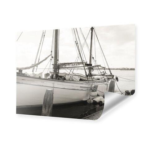 myposter Segelboot Bild Poster im Format 70 x 50 cm