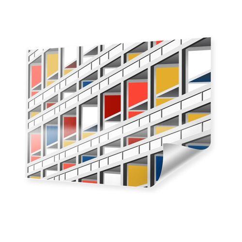 myposter Bauhaus Poster im Format 50 x 40 cm