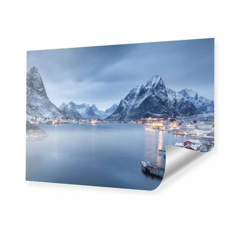 myposter Norwegen Bild Poster im Format 75 x 50 cm