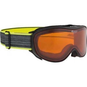 Alpina Brillenträgerskibrille Challenge 2.0 (Farbe: 136 black, Scheibe: DOUBLEFLEX Hicon (S2))