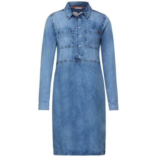 Street One Blaues Denim-Kleid