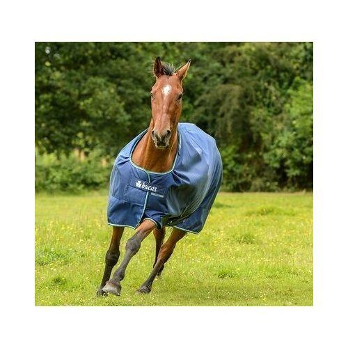 Bucas Smartex Pferdedecke Medium 150, Gr. 165 cm- blau