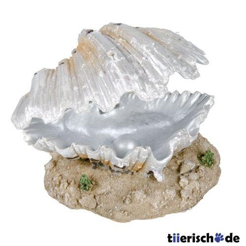 TRIXIE Aquarium Muschel mit Ausströmer, 9 cm 8719
