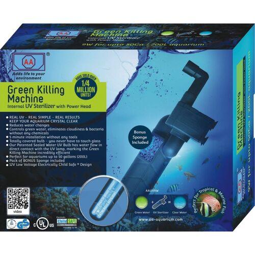 AA Aquarium Wasserklärer UV Sterilisator, 24W