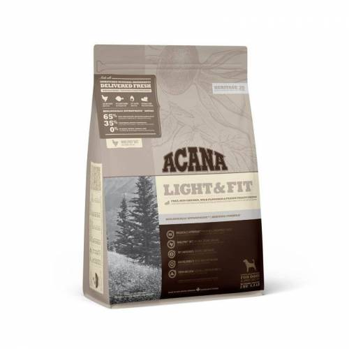 Acana Heritage Light & Fit Hundefutter, 2 kg