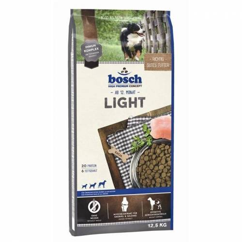 Bosch Light Hundefutter, 12.5 kg