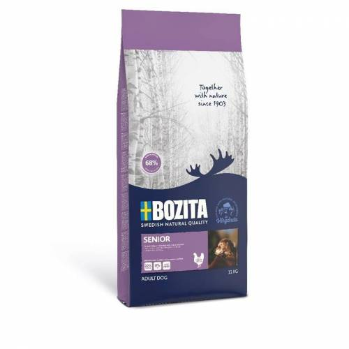 Bozita Senior Hundefutter, 11 kg