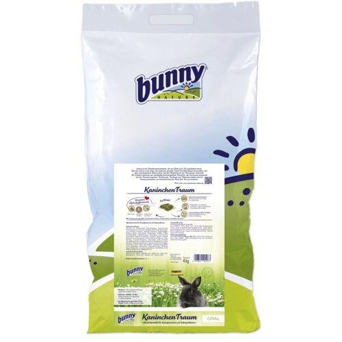 Bunny Kaninchen Traum basic Kaninchenfutter, 4 kg