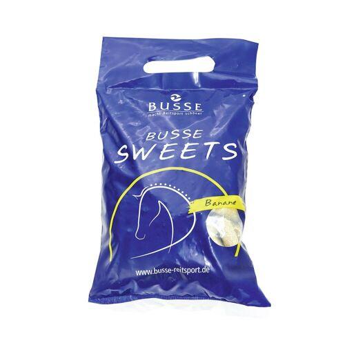 BUSSE Pferdeleckerlis Sweets, 1 kg - Banane