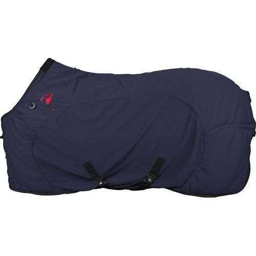 CATAGO Fir Tech Therapiedecke, Gr. 135 cm - navy