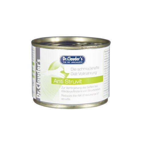 Dr. Clauders High Premium Diät Katzenfutter Dose, Anti Struvit 6x200g