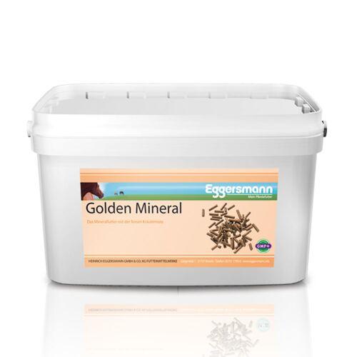 Eggersmann Golden Mineral Pferdefutter, 8kg