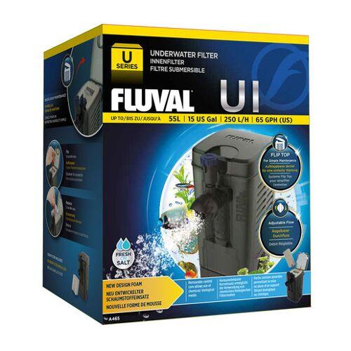 Fluval Aquarium Innenfilter U Serie, U1 45 l, 11,0 x 14,9 x 13,0 cm