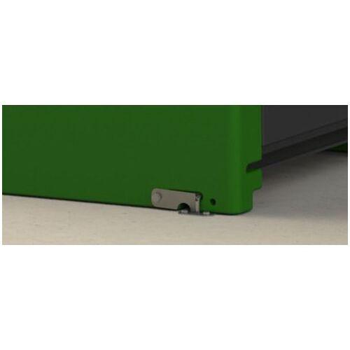 Kerbl Futterraufe HayBox, Bodenbefestigungsset für HayBox