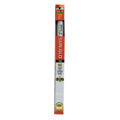 GLO Sun-Glo Leuchtstoffröhre, 14 W - 2,6 x 38,0 x 2,6 cm