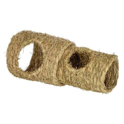 Kerbl Grastunnel für Kleintiere ausziehbar, 2-teilig ausziehbar