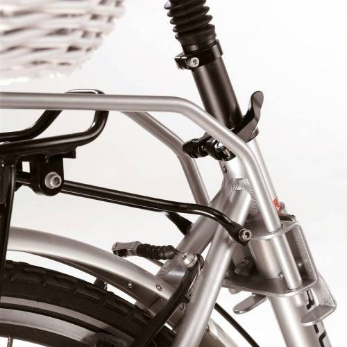Aumüller Halter für Hundefahrradkorb von mit Rahmenmontage, Ersatzhalterung