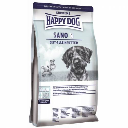 Happy Dog Sano Croq Diät Hundefutter, 7.5 kg