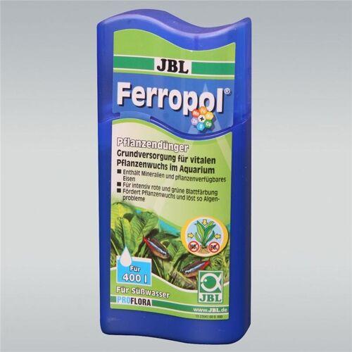 JBL Ferropol Pflanzendünger für Süßwasser-Aquarien, 100 ml