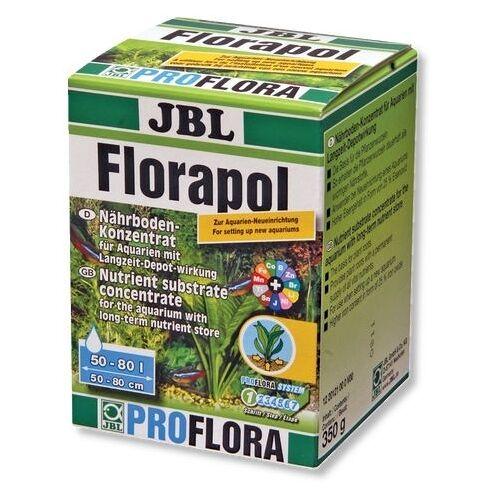JBL Florapol Langzeit-Bodendünger für Süßwasser-Aquarien, 700g
