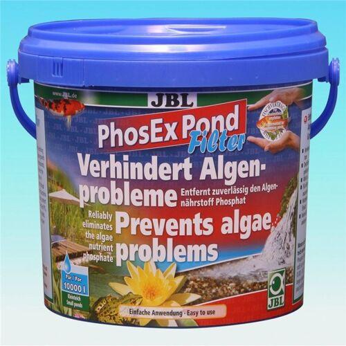 JBL PhosEx Pond Filter Phosphatentferner für Teichfilter, 2,5kg (5l)