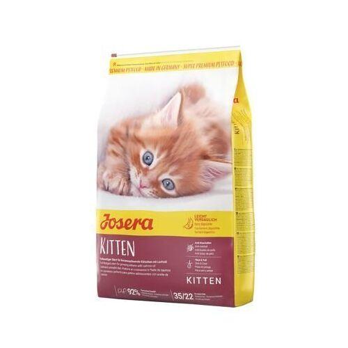 Josera Katzenfutter Kitten, 10 kg