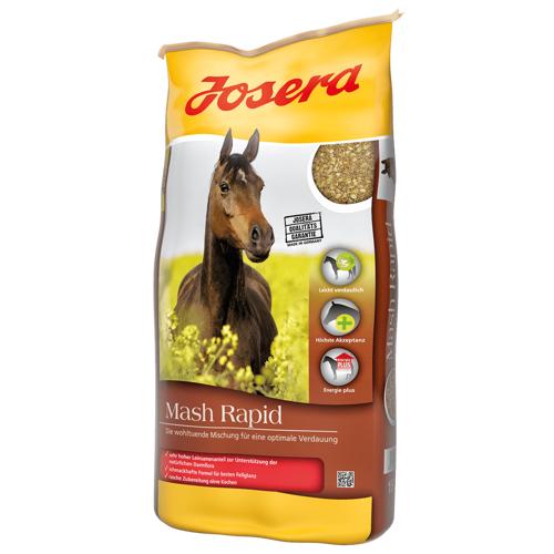 Josera Mash Rapid Pferdefutter, 15 kg