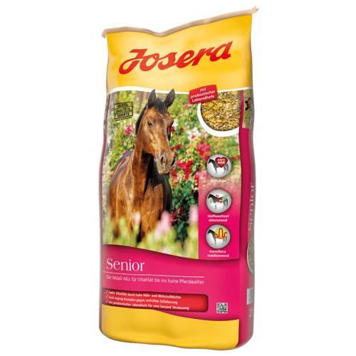 Josera Senior Pferdefutter, 20kg