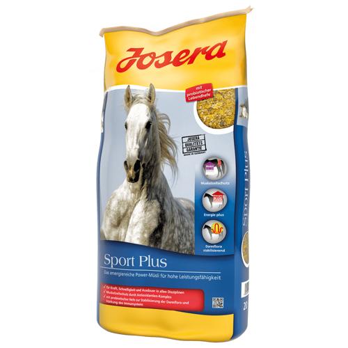 Josera Sport Plus Pferdefutter, 20 kg