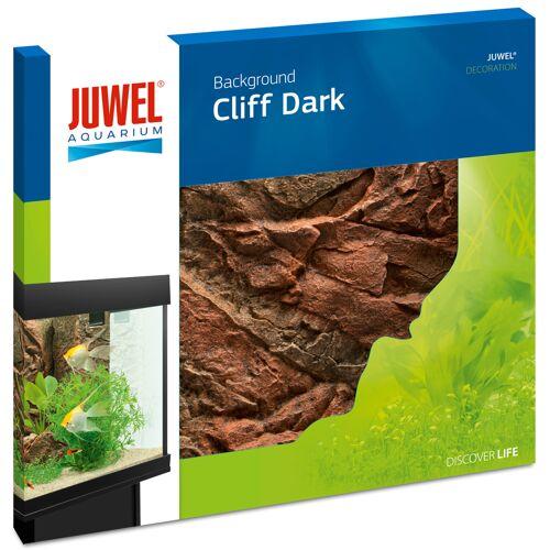 Juwel Aquarium Rückwand 3d, 60 x 55 x 3 cm, Cliff Dark
