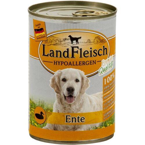 Landfleisch Junior Hundefutter, Pute 6x800 g