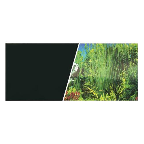 Marina AquaDecor Fotorückwände, Aquarium oder Schwarz - 45 x 75 cm