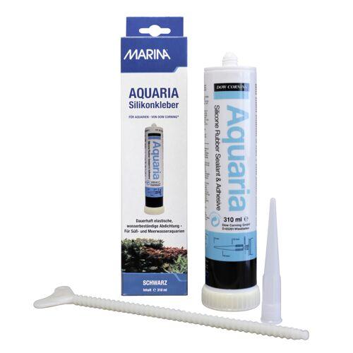 Marina Aquaria Silikonkleber, 310 ml schwarz