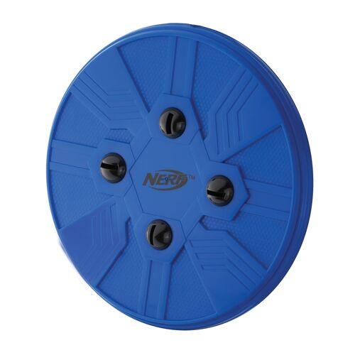 NERF Dog Heulende Frisbee für Hunde, 25,4 cm, blau