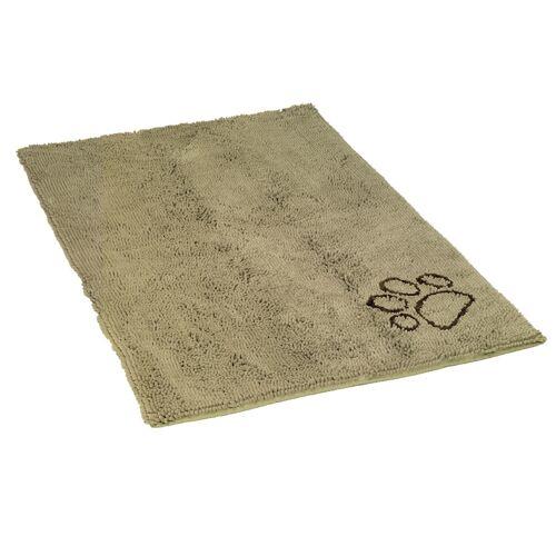Nobby Haustier Schmutzfangmatte Dry & Clean, M: 91 x 66 cm, taupe