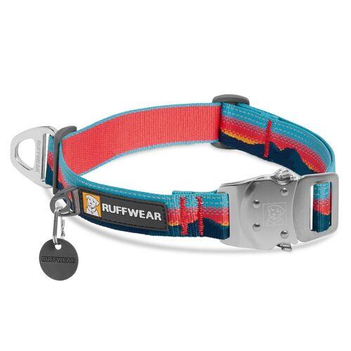 Ruffwear Top Rope™ Hundehalsband, L, 51 – 66 cm - Sunset