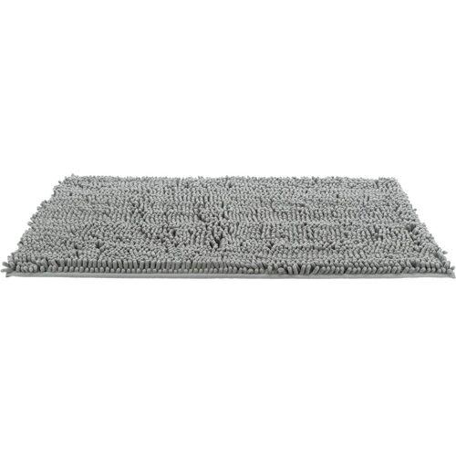 TRIXIE Schmutzfangmatte für Hunde, 60 x 50 cm, grau 28534