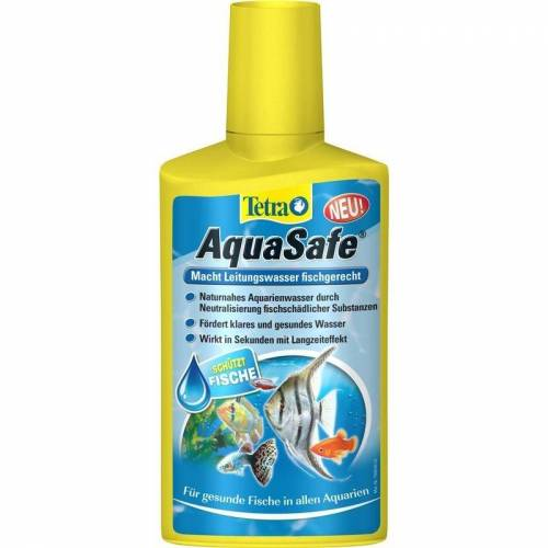 Tetra Aqua Safe Wasseraufbereitung, 250 ml