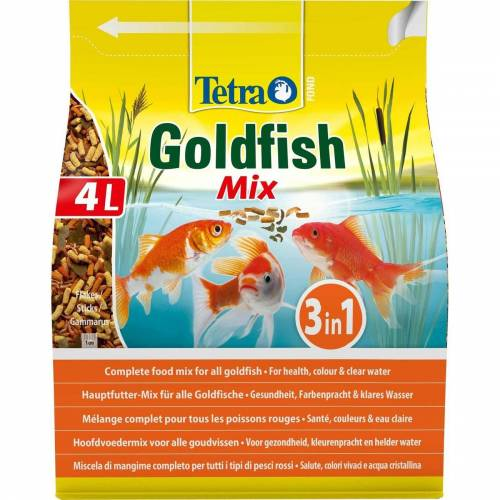 Tetra Pond Goldfischfutter, 4 Liter