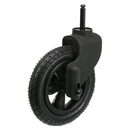 TRIXIE Umbausatz zum Jogger für Trixie Fahrradanhänger faltbar, Jogger-Frontrad passend für Fahrradanhänger # 12794/6/8 12795