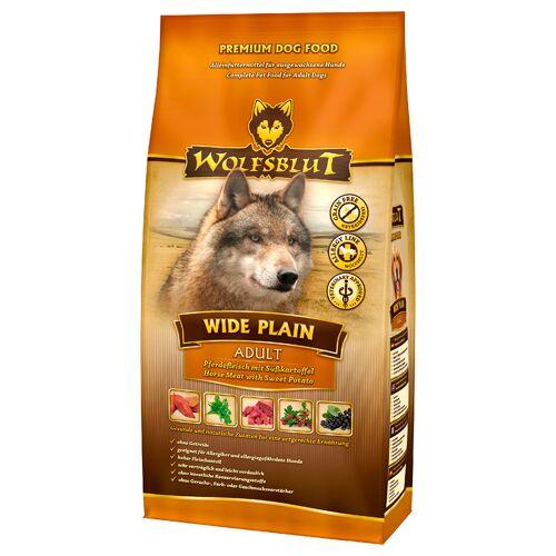 Wolfsblut Wide Plain Hundefutter, 15 kg
