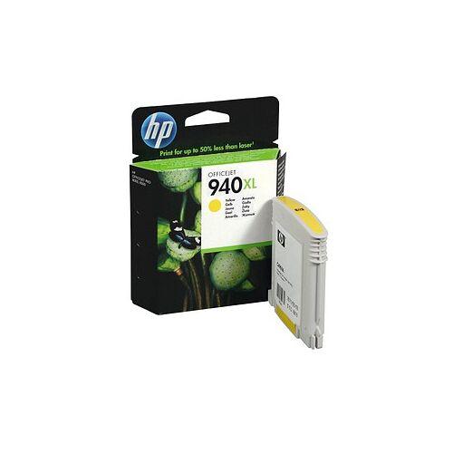 HP 940XL gelb Tintenpatrone