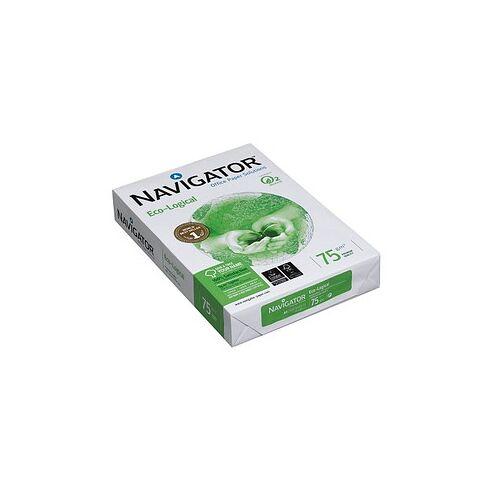 NAVIGATOR Kopierpapier Eco-Logical A4 75 g/qm