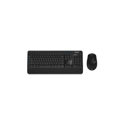 Microsoft Wireless Desktop 3050 Tastatur-Maus-Set kabellos