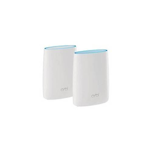 NETGEAR Orbi Tri-Band-WLAN-System Set RBK50 AC3000 WLAN-Repeater