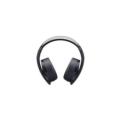 SONY Platinum Wireless-Headset schwarz